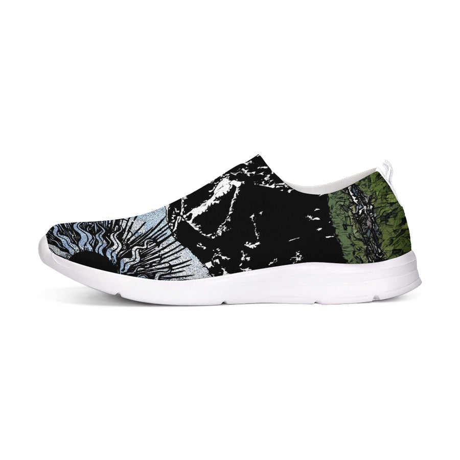 Summer Sun Over Baldy Flyknit Slip-On Shoe