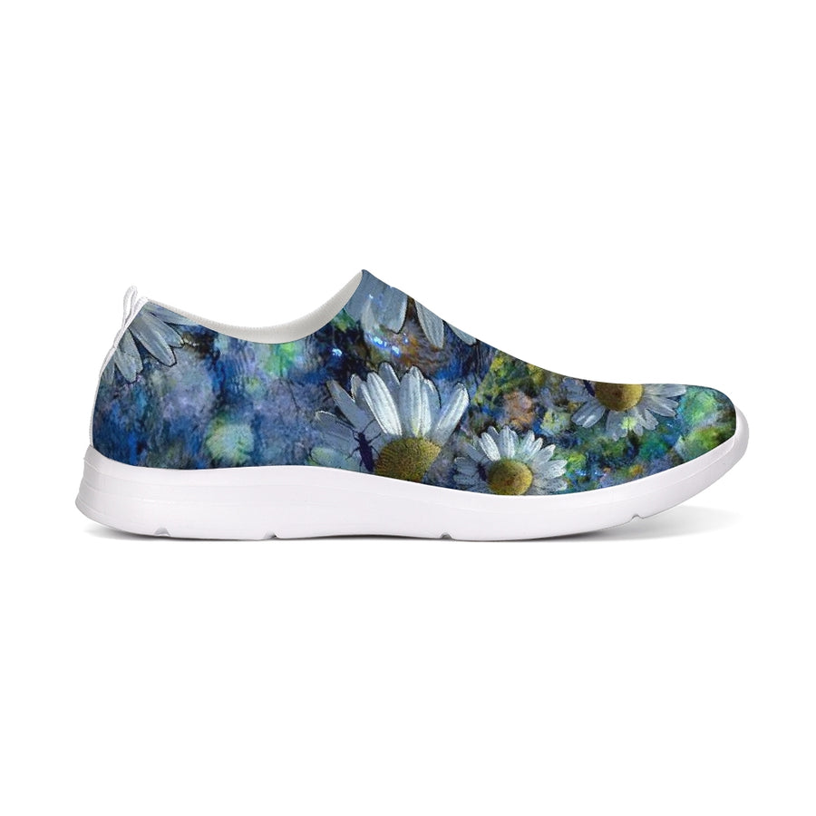 Floating Daisies Flyknit Slip-on Shoe