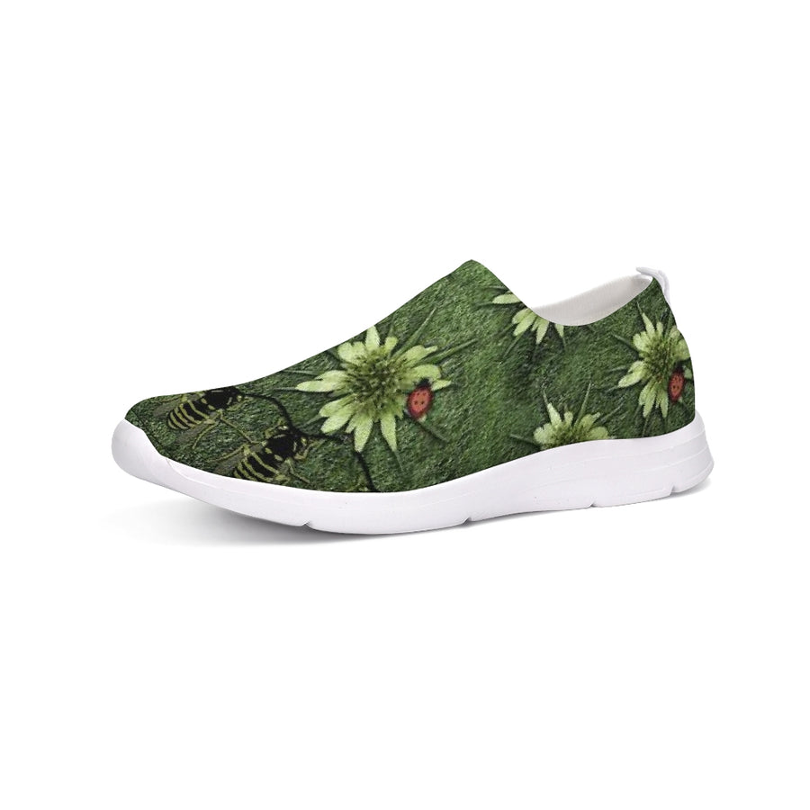Lawn Bee Flyknit Slip-on Shoe