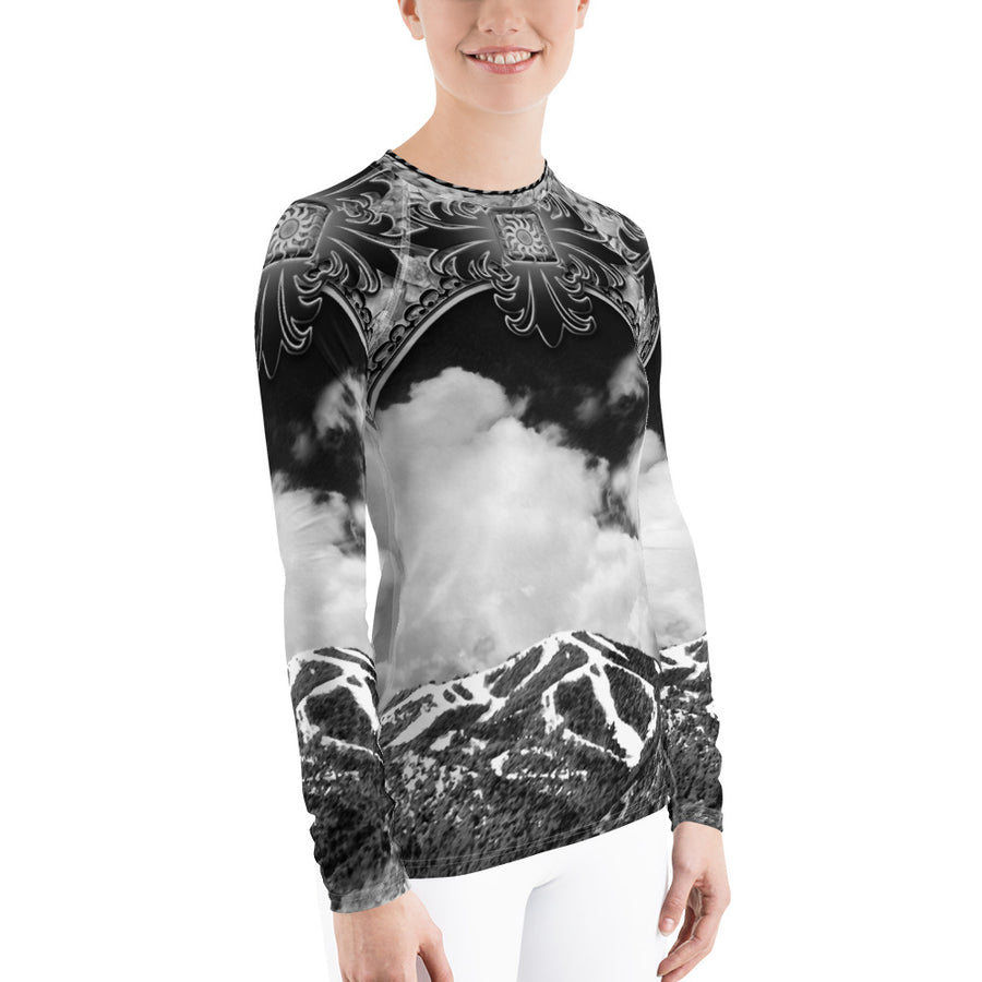 Mt. Baldy Long Sleeve Top