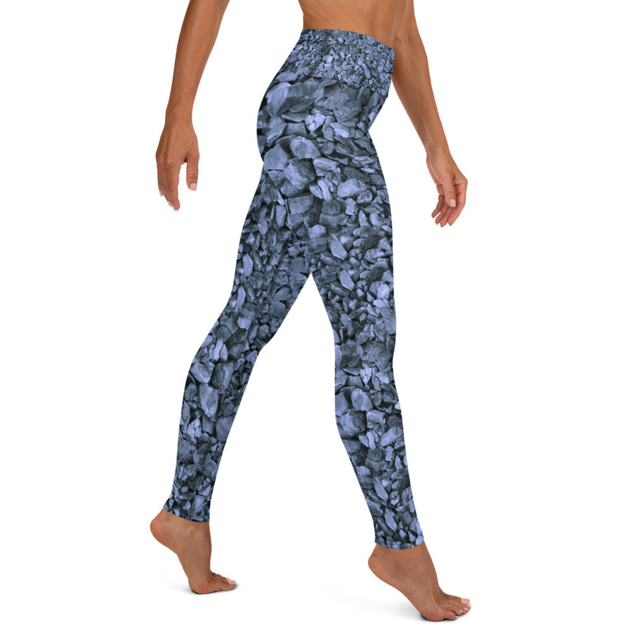 Blue Rocks Yoga Leggings