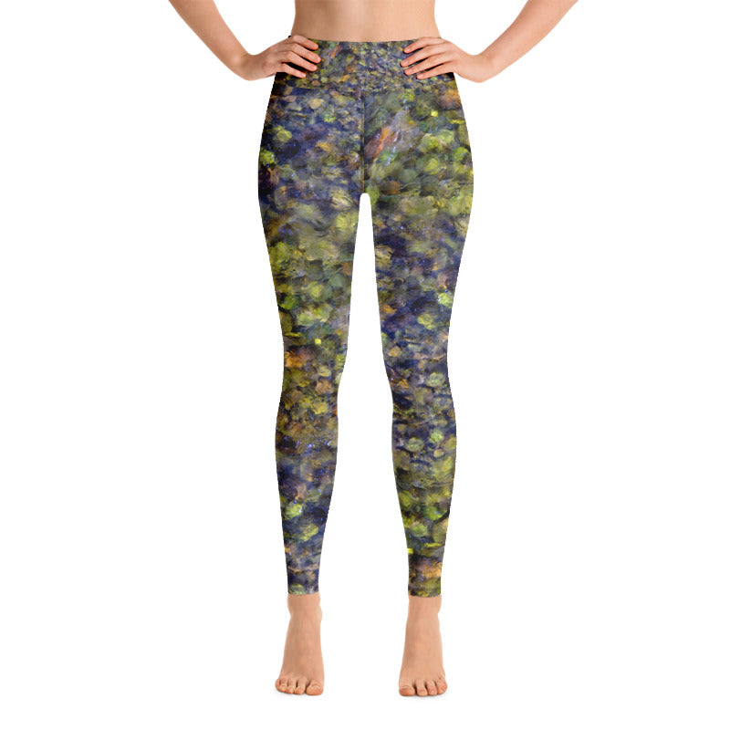 Riverbed Yoga Leggings