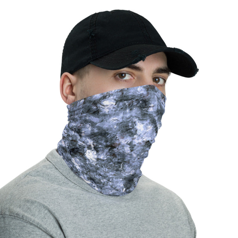 Riverbed Blue Neck Gaiter