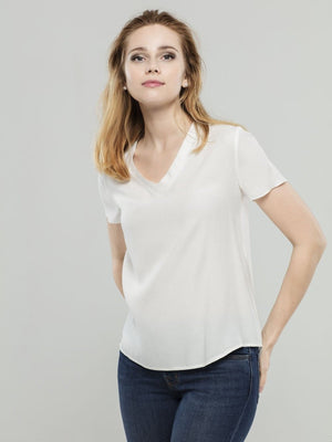 Load image into Gallery viewer, White T-Shirt