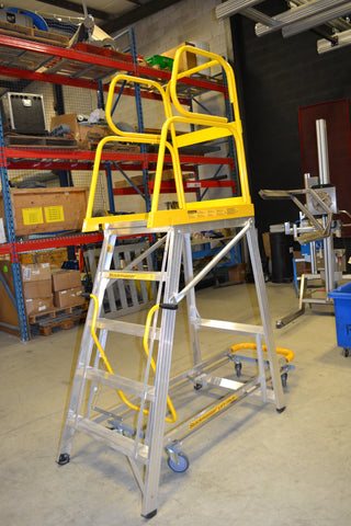 Stockmaster Mobile Ladder
