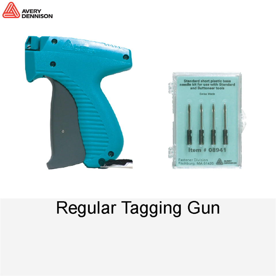 FASTENERS, TAGGING TOOLS & HANG TAGS