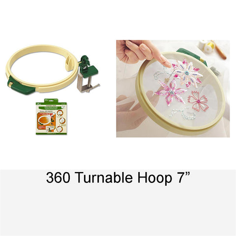 360 TURNABLE HOOP 7