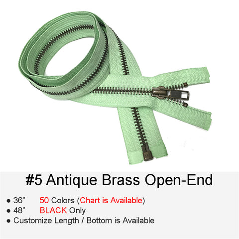 ANT.BRASS #5 OPEN-END