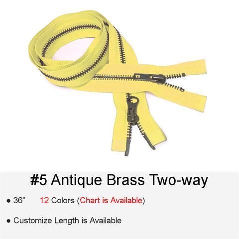 ANT.BRASS #5 TWO-WAY