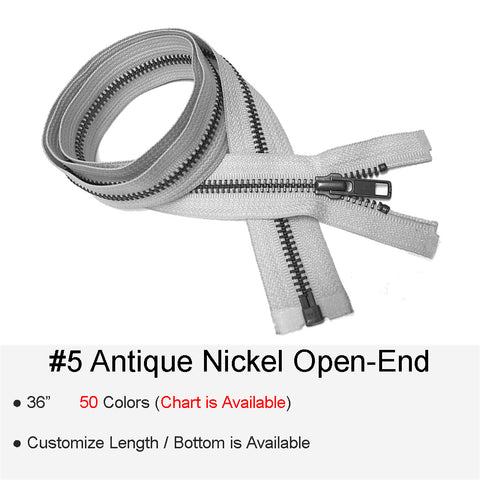 ANT.NICKEL #5 OPEN-END