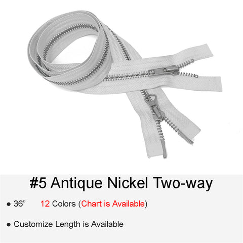 ANT.NICKEL #5 TWO-WAY