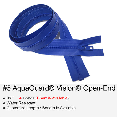 AQUAGUARD PLASTIC-MOLD #5 OPEN-END