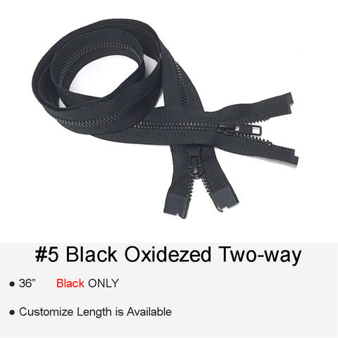 BLACK-OXIDIZED #5 TWO-WAY