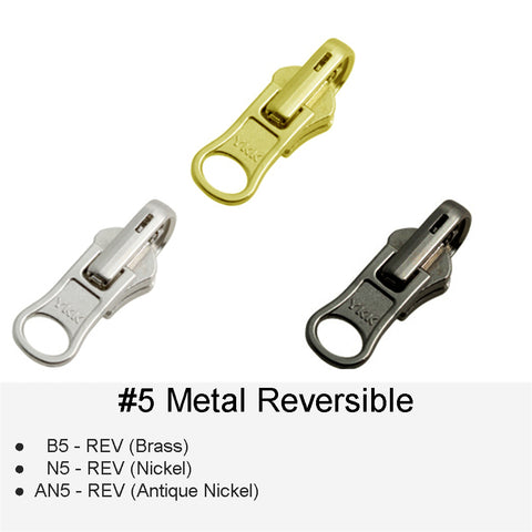 SLIDER #5 METAL REVERSIBLE