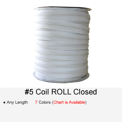 COIL #5 CLOSED-END (ROLL)