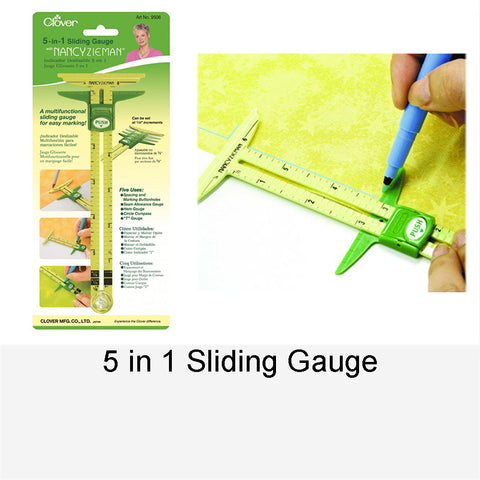 5 IN 1 SLIDING GAUGE