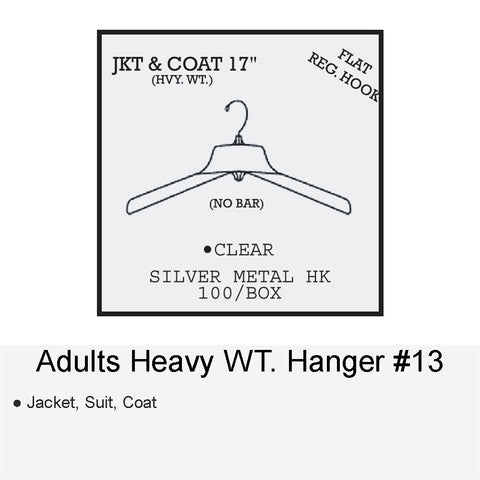 ADULTS HWT #13