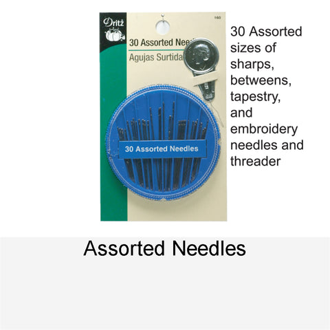 ASSORTED NEEDLES 1