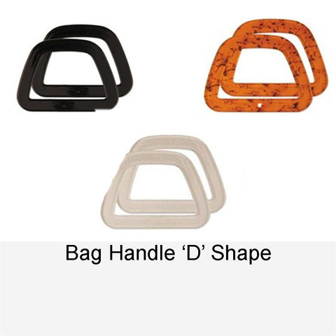 BAG HANDLE D SHAPE