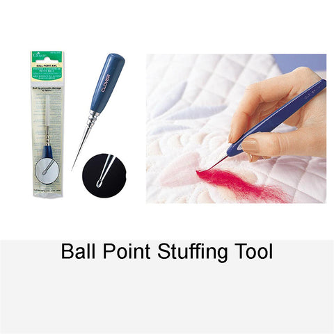 BALL POINT STUFFING TOOL