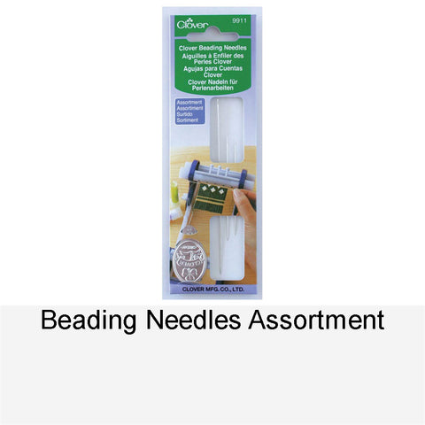 BEADING NEEDLES ASSORTMENT
