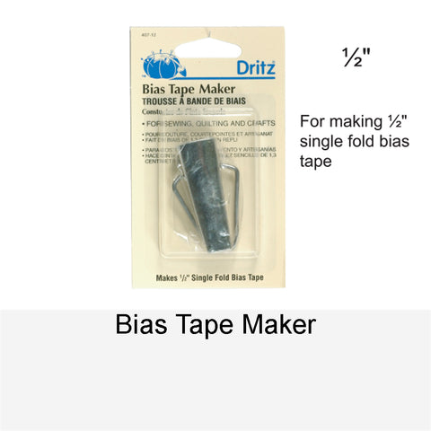 BIAS TAPE MAKER 0.5