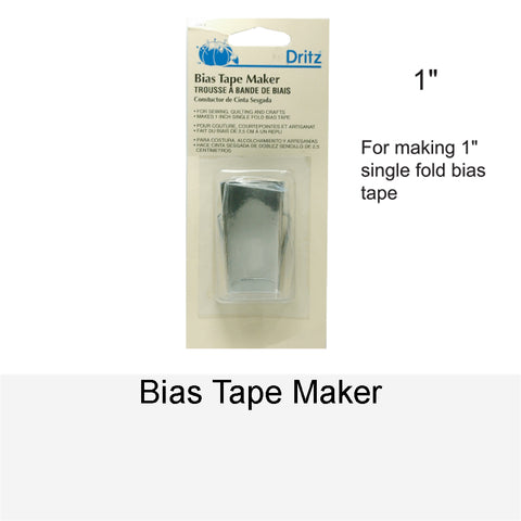 BIAS TAPE MAKER 1