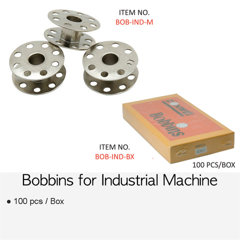 BOBBINS FOR INDUSTRIAL
