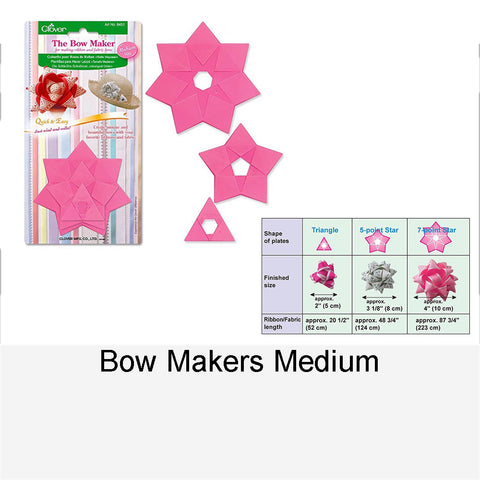BOW MAKERS MEDIUM
