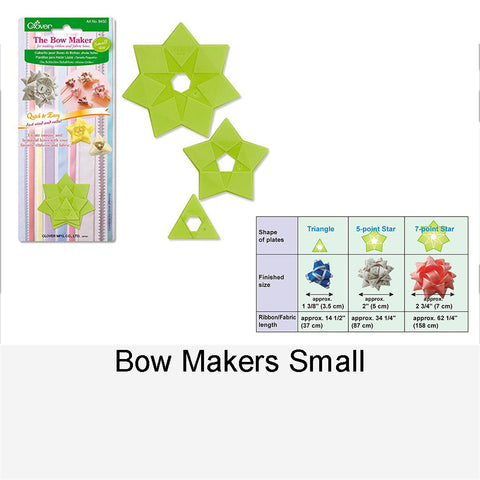 BOW MAKERS SMALL