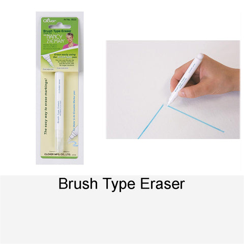 BRUSH TYPE ERASER