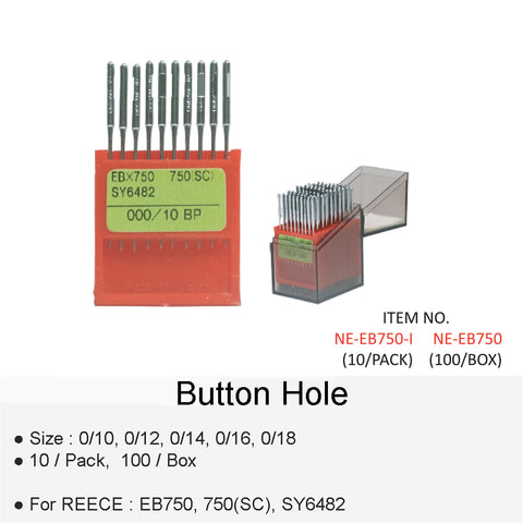 BUTTON HOLE