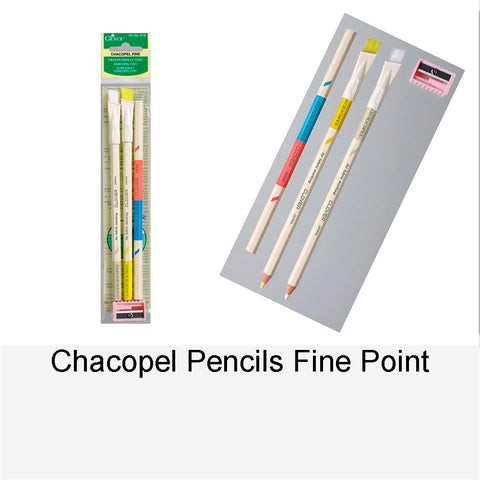 CHACOPEL PENCILS FINE POINT