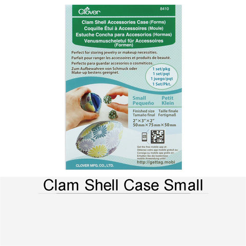 CLAM SHELL CASE SMALL