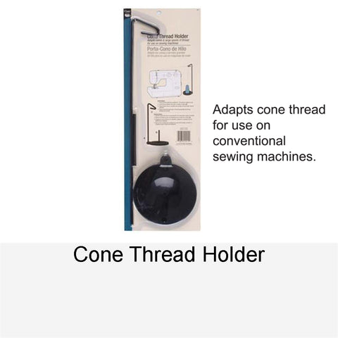 CONE THREAD HOLDER