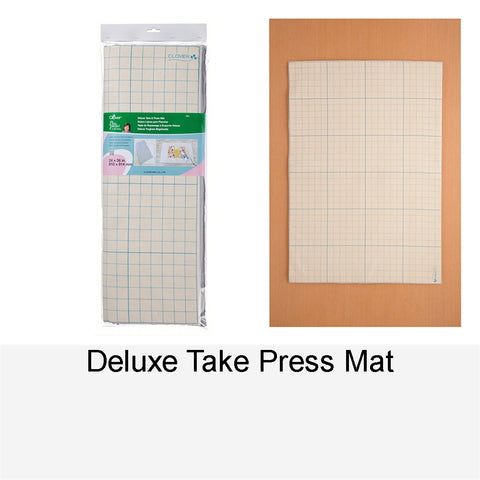 DELUXE TAKE PRESS MAT