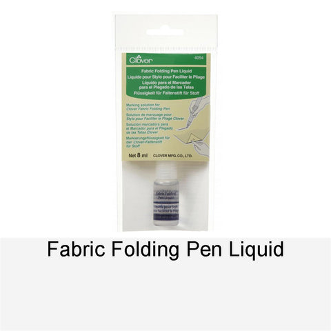 FABRIC FOLDING PEN LIQUID