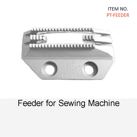 FEEDER FOR SEWING MACHINE
