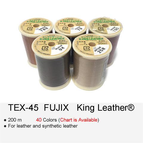 FUJIX KING LEATHER
