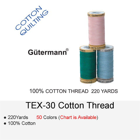 GUTERMANN COTTON 220