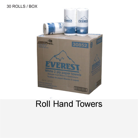 HAND TOWERS ROLL