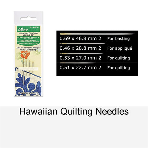 HAWAIIAN QUILTING NEEDLES
