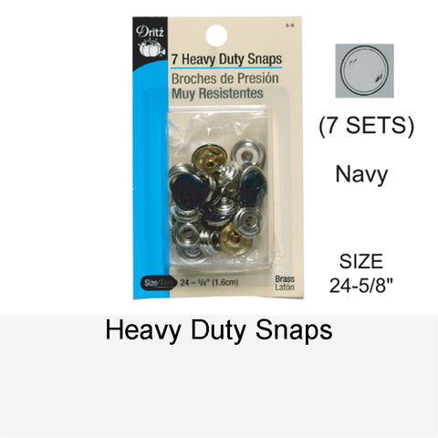 HEAVY-DUTY SNAPS NV