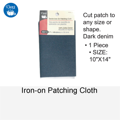 IRON-ON PATCHING CLOTH