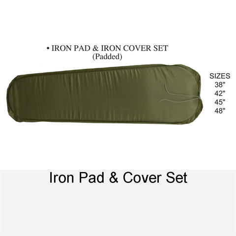 IRON PAD & IRON COVER SET