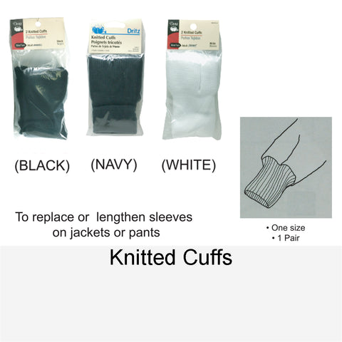 KNITTED CUFFS
