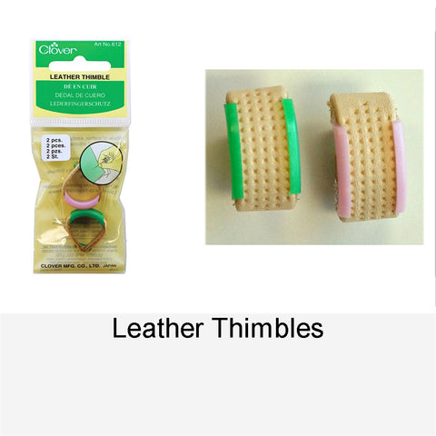 LEATHER THIMBLES