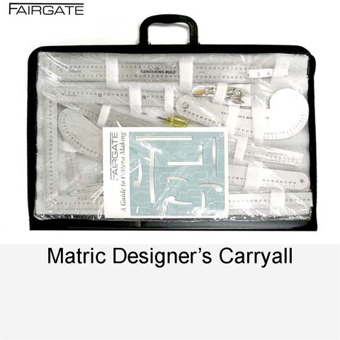 MATRIC DESIGNER'S CARRYALL