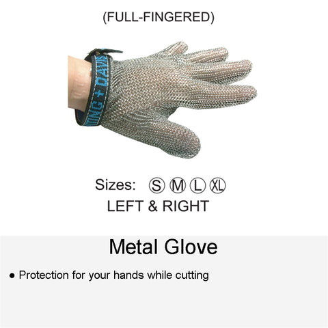 METAL GLOVE FULL