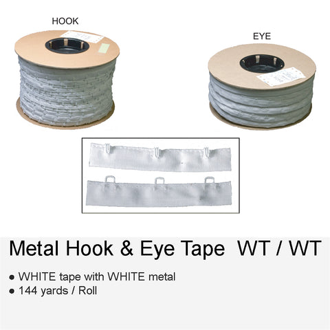 METAL HOOK & EYE WTWT